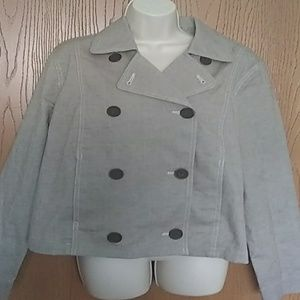 Gap Woman's Double Breasted Jacket